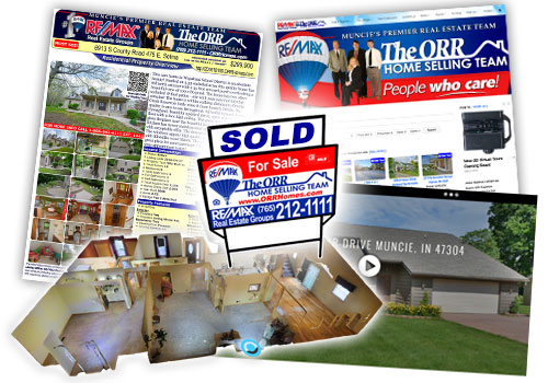 The ORR Home Selling Team RE/MAX Marketing Systems